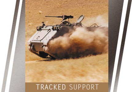 Tracked Support