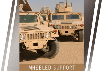 Wheeled Support